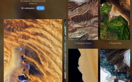 Top ứng dụng tìm hình nền đẹp cho iPhone, iPad