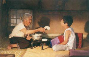 Ký ức về bà ngoại