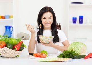 Chế độ ăn uống cho người tập yoga