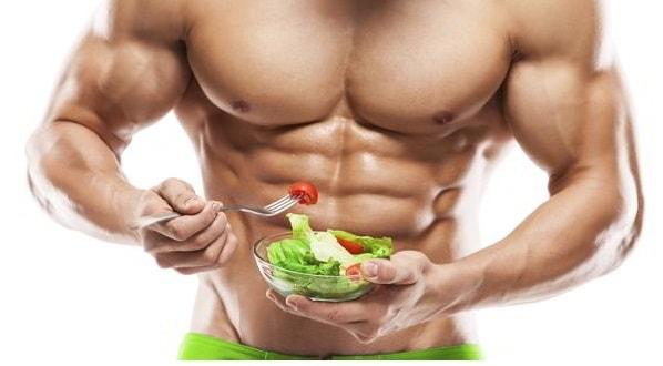 Chế độ dinh dưỡng cho người tập thể hình
