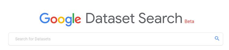công cụ Google Dataset Search