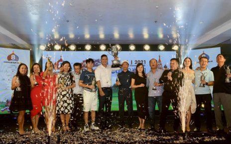 Diễn viên Bình Minh giành chức vô địch Kremlin Cup 2021