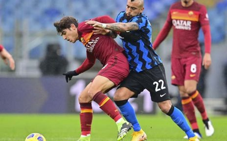 Inter hụt hơi trong cuộc đua tại Serie A