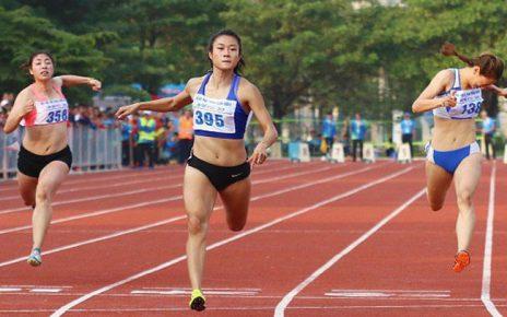 Lê Tú Chinh lập kỷ lục tại Giải vô địch điền kinh quốc gia