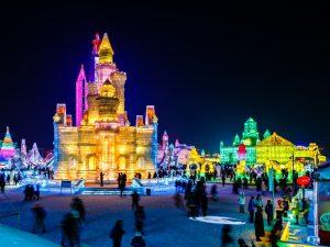 Cáp Nhĩ Tân, Trung Quốc