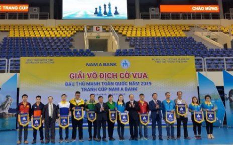 Nguyễn Đức Hòa giành chức vô địch cờ vua Nam Á Bank