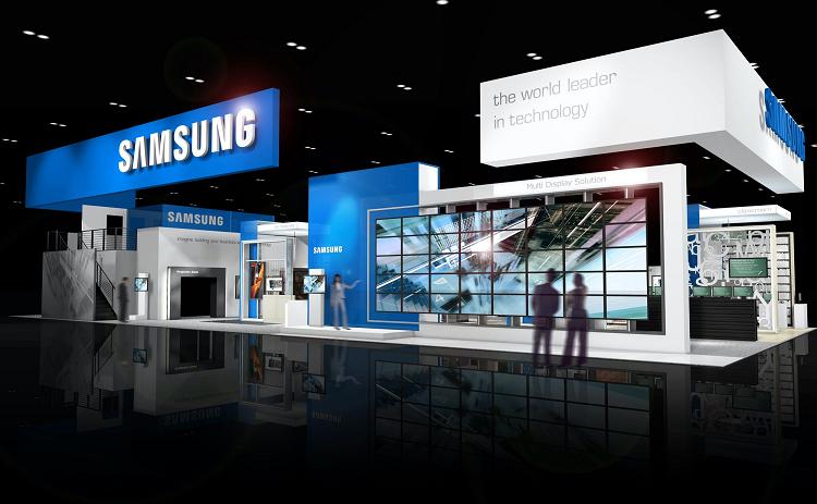 Triễn lãm công nghệ Samsung