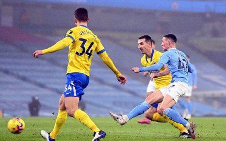 Sự trỗi dậy của Man City trong cuộc đua vô địch Ngoại hạng Anh